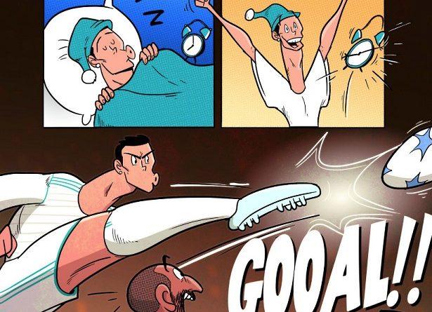 Memes Borussia Dortmund-Real Madrid Champions 2017