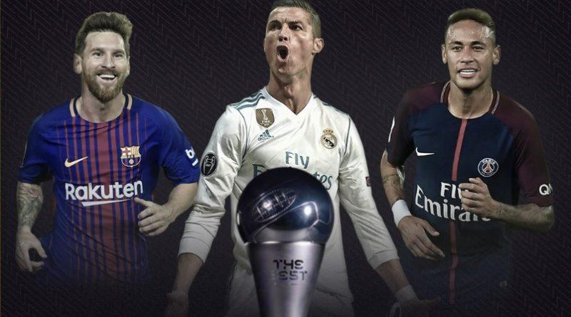 finalistas FIFA The Best 2017