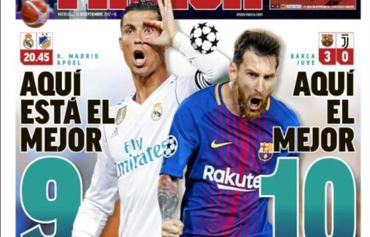 Messi comienza la Champions con todo