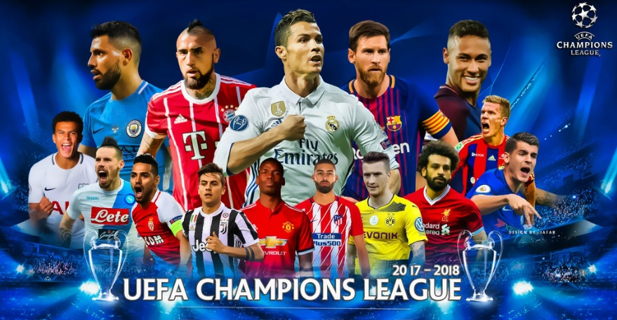 ᐅ Tabla Posiciones Champions League 2017-2018