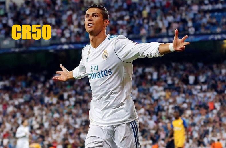 Cristiano Ronaldo llega a los 50 goles en Champions