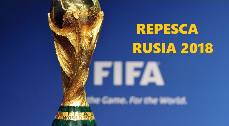 Partidos Repesca Mundial Rusia