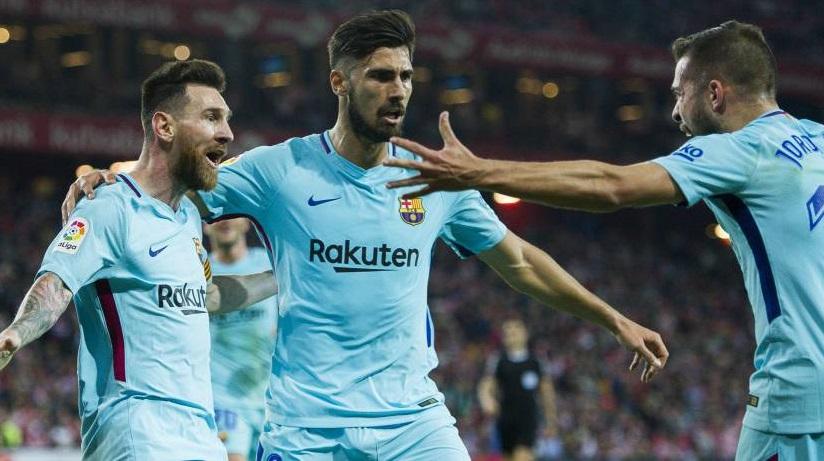Athletic Bilbao 0-2 Barcelona Jornada 10