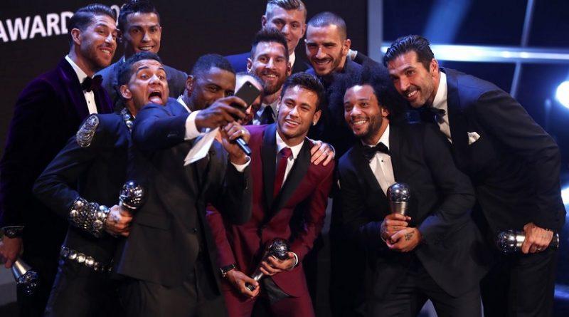 Imagenes FIFA The Best 2017
