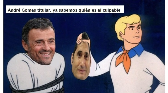 Memes Atlético Madrid-Barcelona 2017