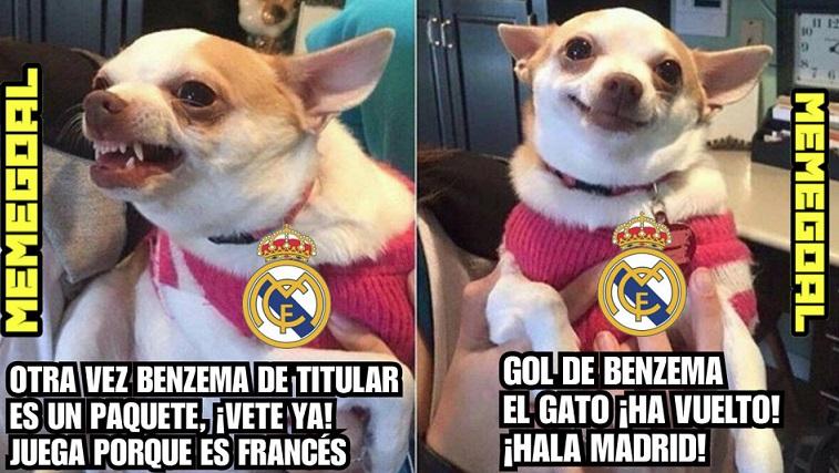 Memes Getafe-Real Madrid 2017