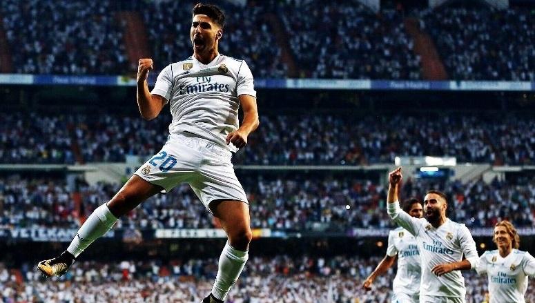 Real Madrid 3-0 Eibar 2017