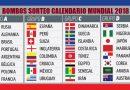 Bombos Mundial Rusia 2018 | Sorteo calendario Mundial 2018