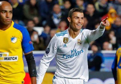 APOEL 0-6 Real Madrid