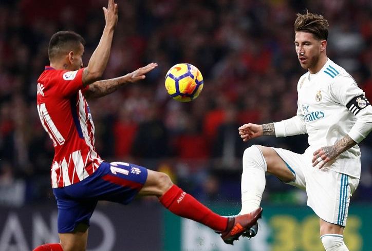 Atlético-Real Madrid 2017
