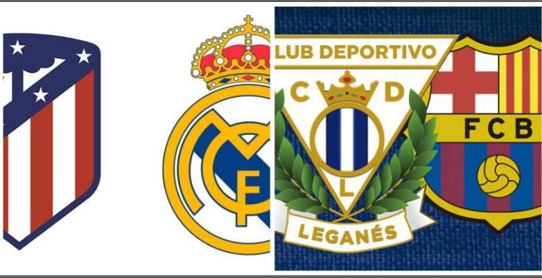 Alineaciones Jornada 12 Liga Santander