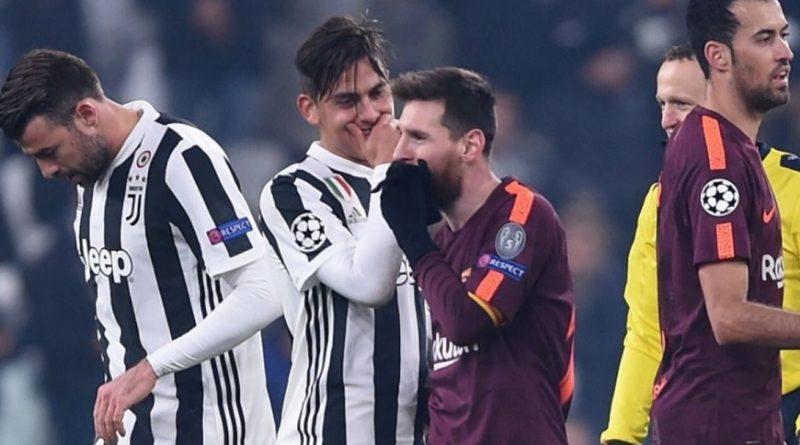 Juventus 0-0 Barcelona