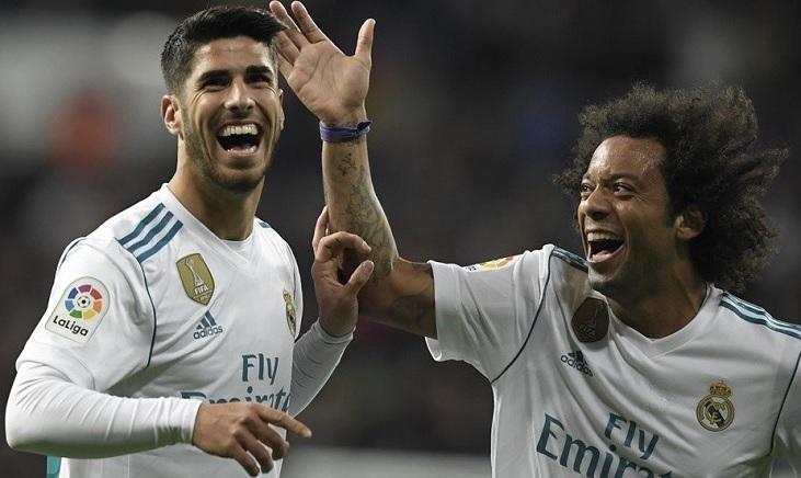 Real Madrid 3-0 Las Palmas