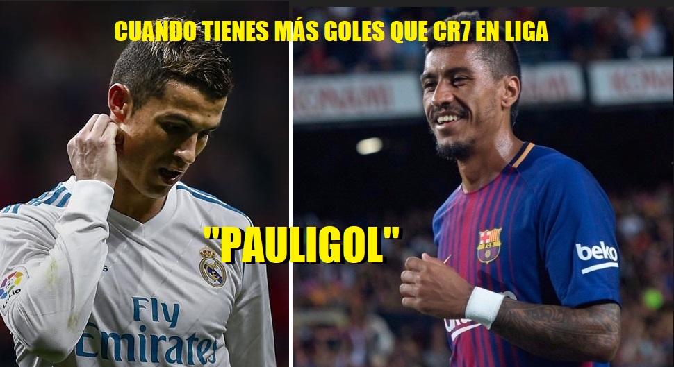 Memes Barcelona-Betis 2017