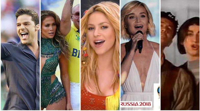 canciones de los mundiales de fútbol