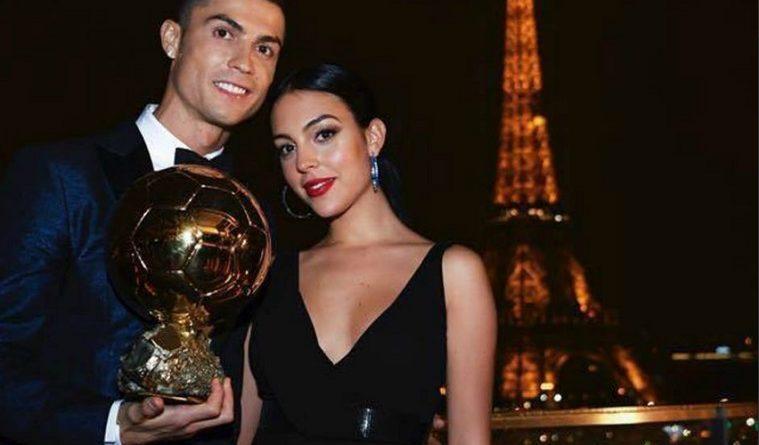imágenes de la gala del Balón Oro 2017