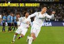 Real Madrid Campeón Mundial de Clubes 2017