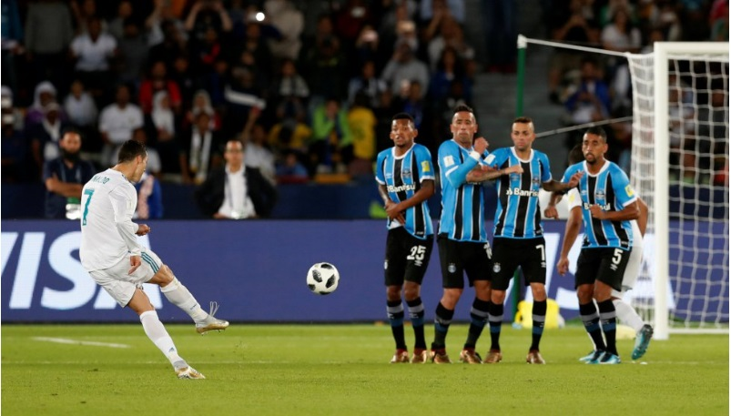 Las mejores imágenes del Real Madrid Campeón Mundial de Clubes 2017
