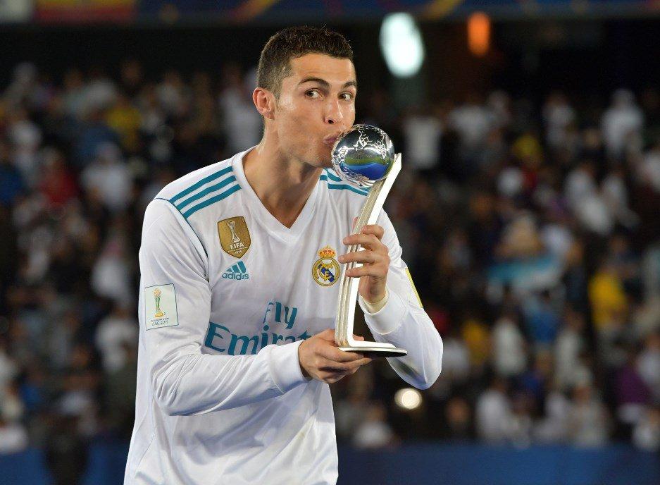 Las mejores imágenes del Real Madrid Campeón Mundial de Clubes 2017 cristiano ronaldo