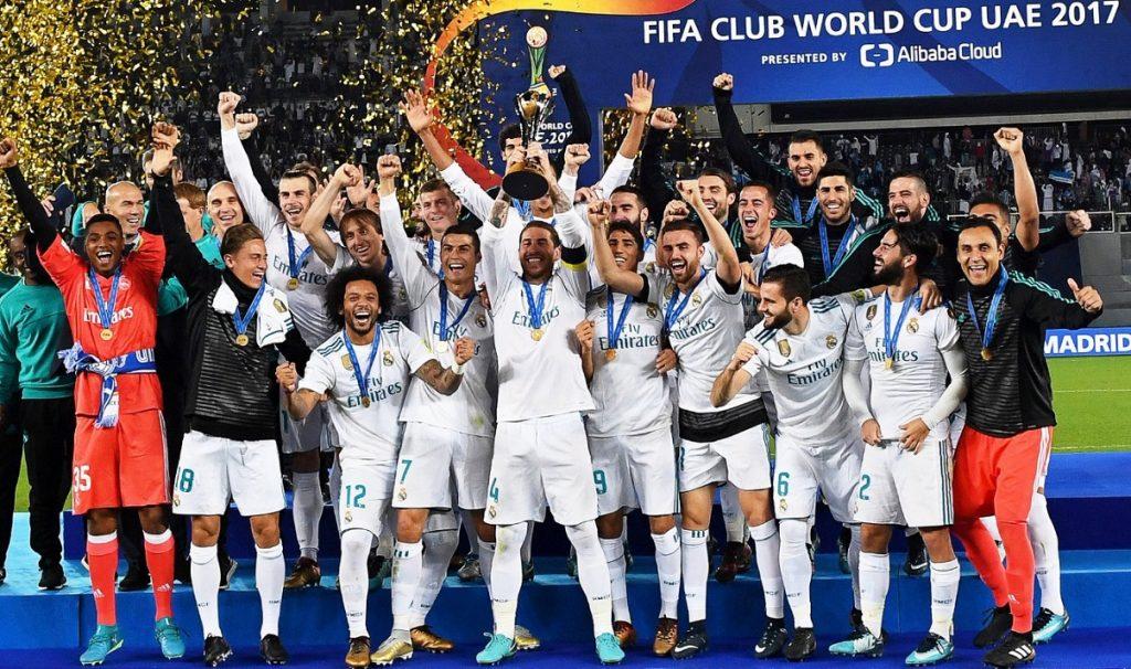 Las mejores imágenes del Real Madrid Campeón Mundial ...