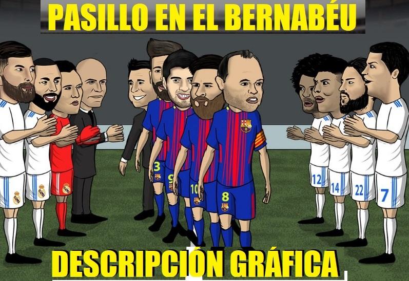 Real Madrid-Barcelona El clásico 2017
