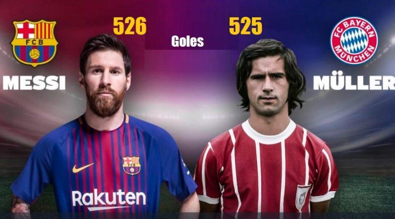 Messi récord