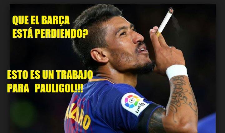 Memes Real Sociedad-Barcelona 2018