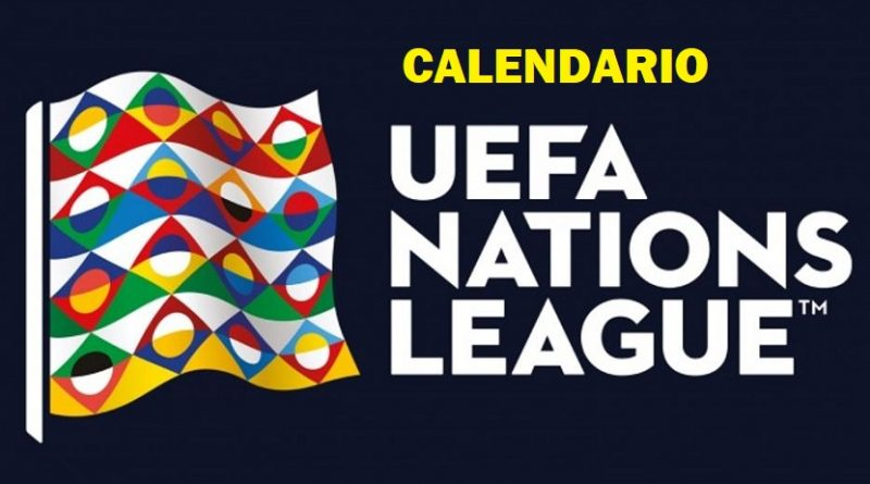 Calendario UEFA Nations League