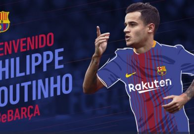 Philippe Coutinho Bienvenido al Barcelona