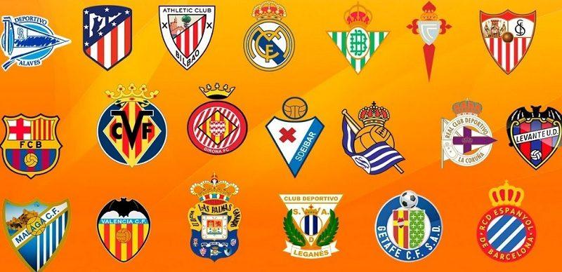 Alineaciones Jornada 19 Liga Santander