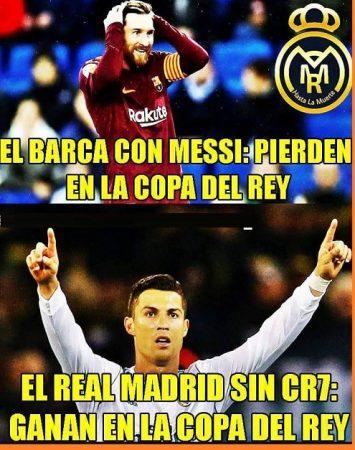 memes legan233sreal madrid cuartos copa del rey 2018
