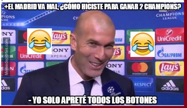Memes Real Madrid-Numancia Octavos Copa del Rey 2018