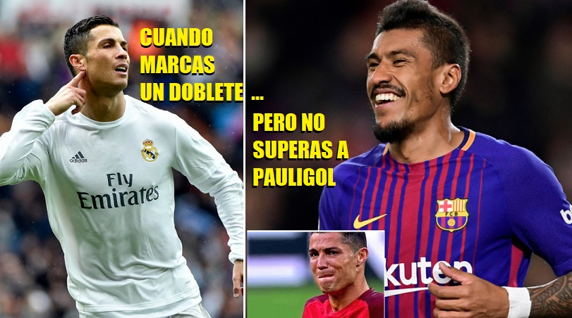 Memes Real Madrid-Deportivo 2018