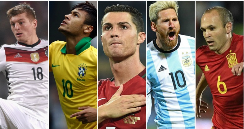 Ranking FIFA 2018 Enero