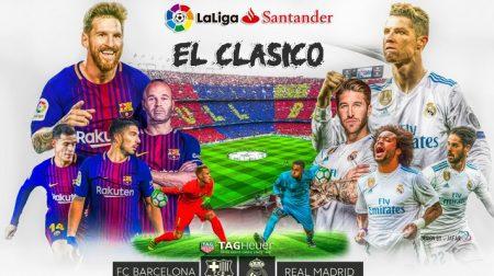 Estadísticas del Clásico Español Real Madrid-Barcelona | El Historial