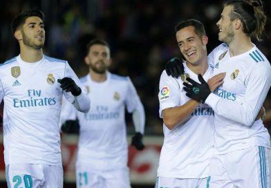 Numancia 0-3 Real Madrid Octavos Copa del Rey
