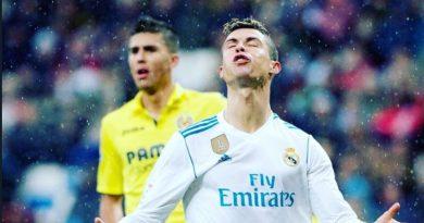 Real Madrid 0-1 Villarreal 2018