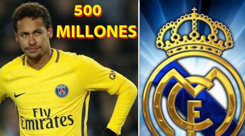 Neymar 500 millones
