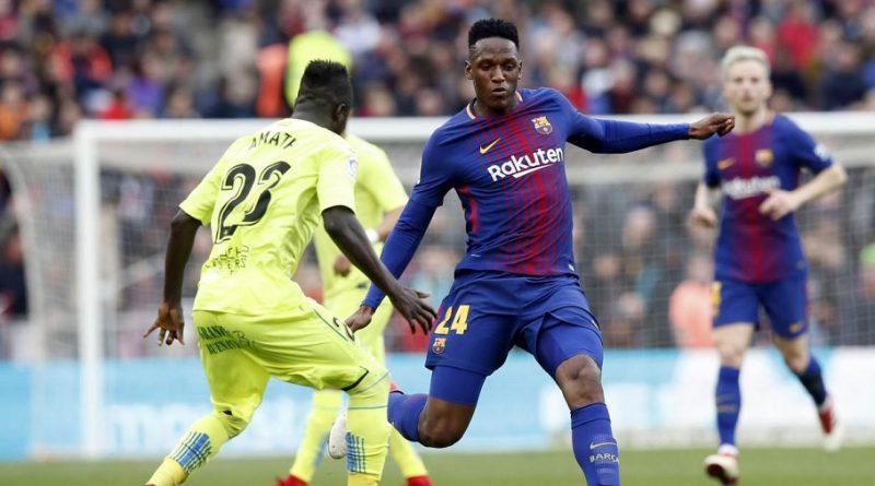 Barcelona 0-0 Getafe Jornada 23