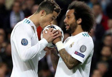 Real Madrid 3-1 PSG Octavos