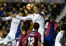 Levante 2-2 Real Madrid Jornada 22 | Liga Española Santander 2018