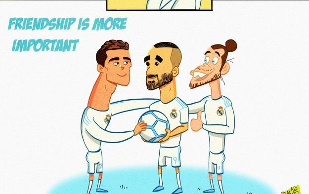 Memes Real Madrid-Alavés 2018