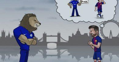 Memes Chelsea-Barcelona Champions 2018 | Los mejores chistes