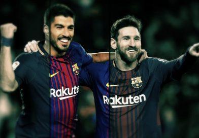Barcelona 1-0 Valencia Semis Copa del Rey 2018 | Ida