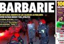 Barbarie en San Mamés