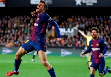 EL Barça vence 2-0 al Valencia y es finalista de la Copa del Rey