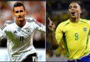 Máximos Goleadores de los Mundiales