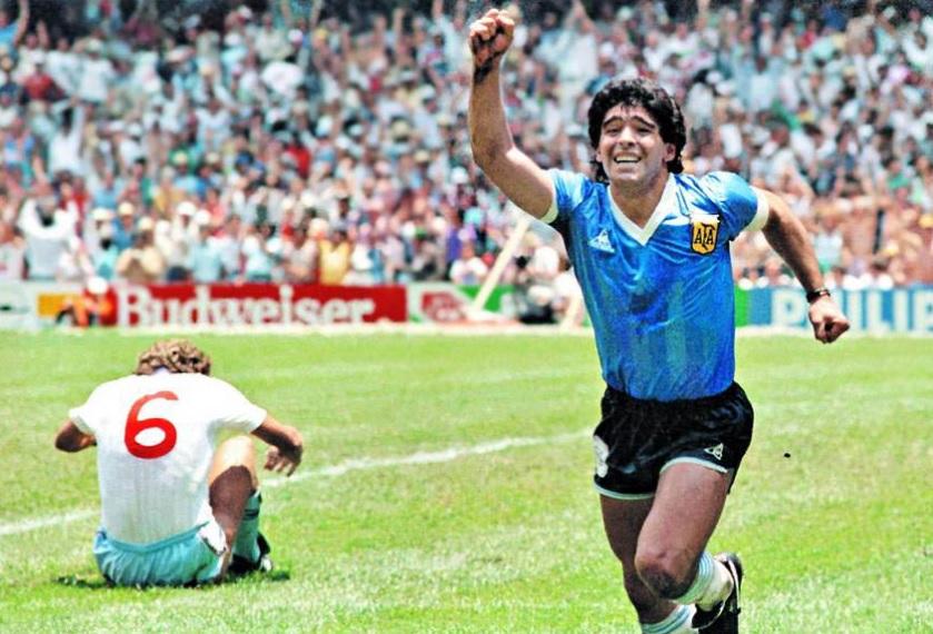 Los 10 mejores goles de la historia de los Mundiales de Fútbol