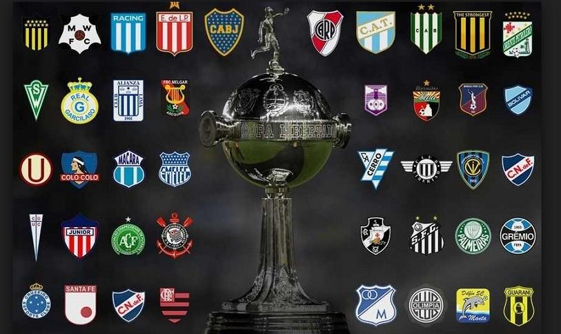 Posiciones Copa Libertadores 2018
