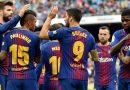 Barcelona 2-1 Valencia Jornada 32